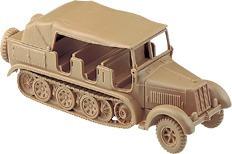 roco minitaks camion semioruga 1:87 scale