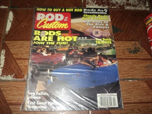rod e custom revista