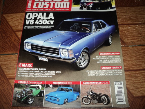 rod e custom revista
