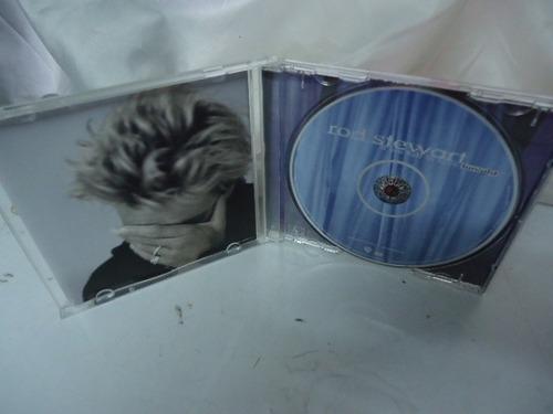 rod stewart - cd album - if we fall in love tonight