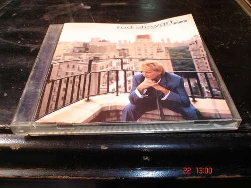 rod stewart - cd album -if we fall in love tonight  dmm