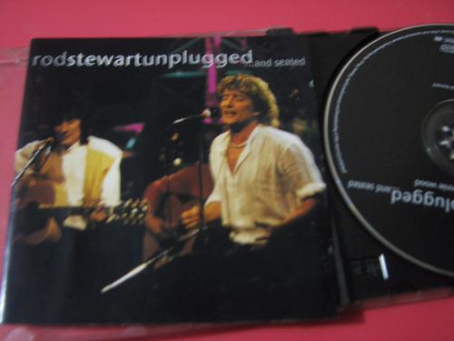 rod stewart cd unplugged