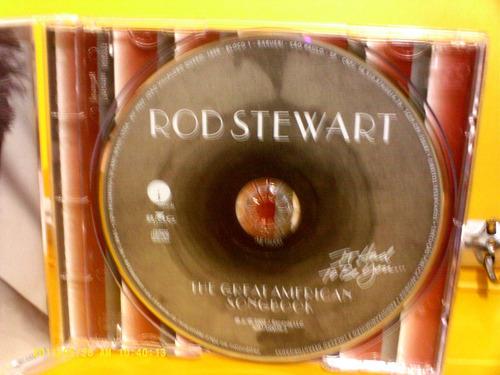 rod stewart - it had be you... cd nacional