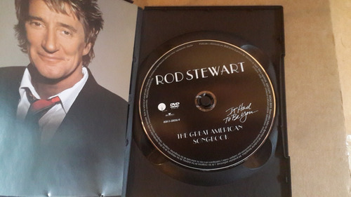 rod stewart, it had to be you... the great american songbook