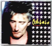rod stewart - ooh la la cd single importado