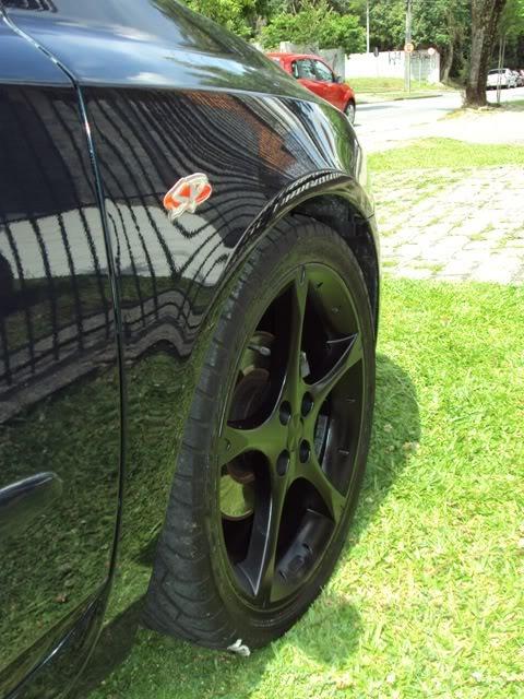 roda 18 scorro s 171 preta fosco pneu 225 45 18 usada s171 r 399 00 em mercado livre. Black Bedroom Furniture Sets. Home Design Ideas