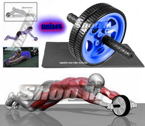 roda abdominal, fitness