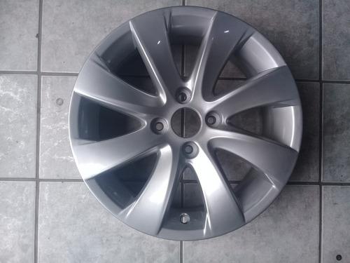 roda aro 16 original citroen modelo c4 hatch 2014 prata....