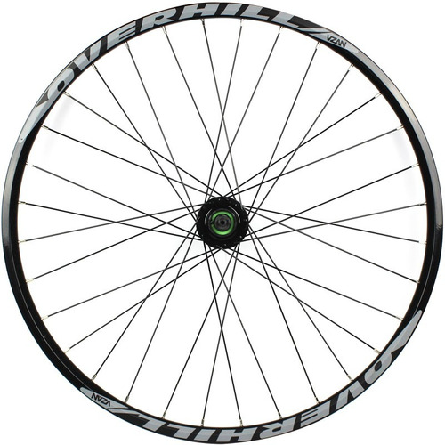 roda aro 29 vzan overhill disc center look p/ mountain bike