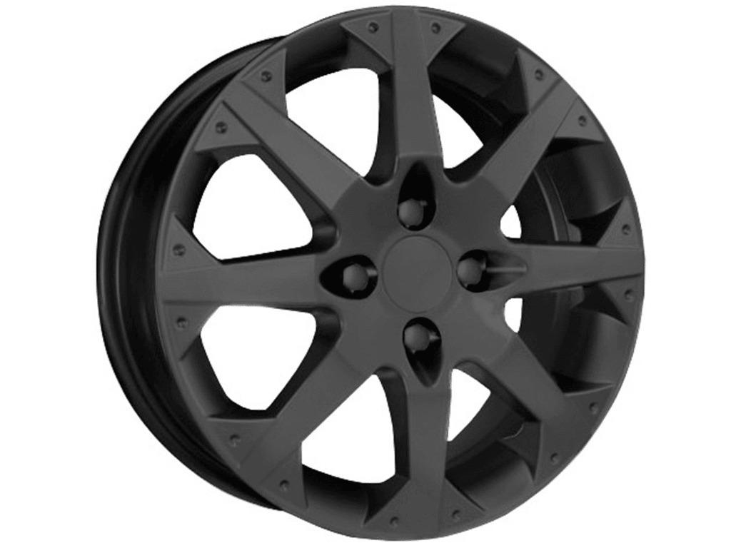 354f4b29a Roda Astra Ss Kr R16 Replica Aro 14 4x100 Grafite Fosco - R$ 433,90 em  Mercado Livre