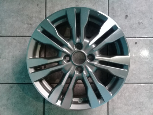 roda avulsa aro 16 original honda city grafite-diamantada!!!