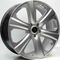 roda bentley sport aro 18 4/5 furos corolla civic city