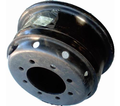 roda caminhão vw aro 20 8 furo pneu camara 11130 11160 12140