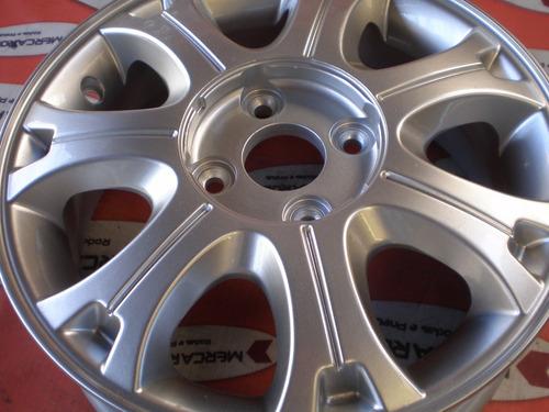 roda chery face lig 2010/2011 aro 14  original
