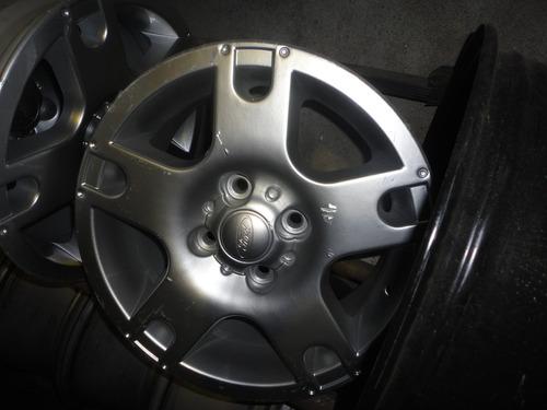 roda dá eco sport r$250,00 cada usada perfeitas aro 15 4x108