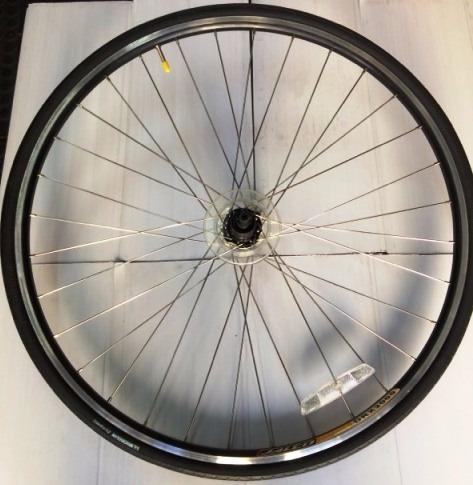 roda de bicicleta speed