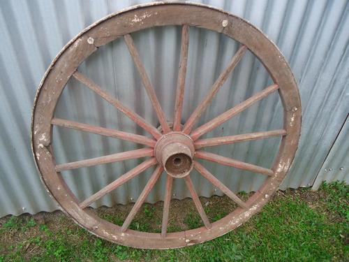 roda de carroça de 1.04 diâmetro