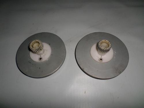 roda de extrusão de impressora