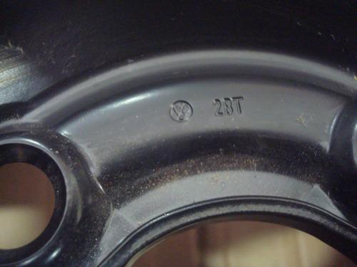 roda de ferro gol voyage saveiro parati up aro 15 original