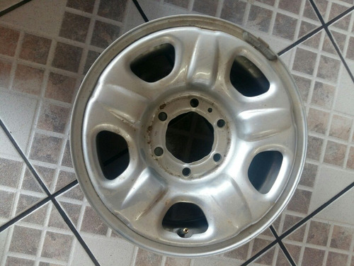 roda de ferro toyota hilux aro 16 6 furos