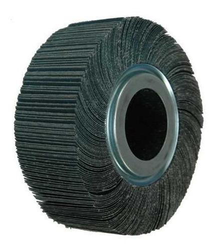 roda de lixa pg 150x50x46 gr 150, 120, 100 ou 80