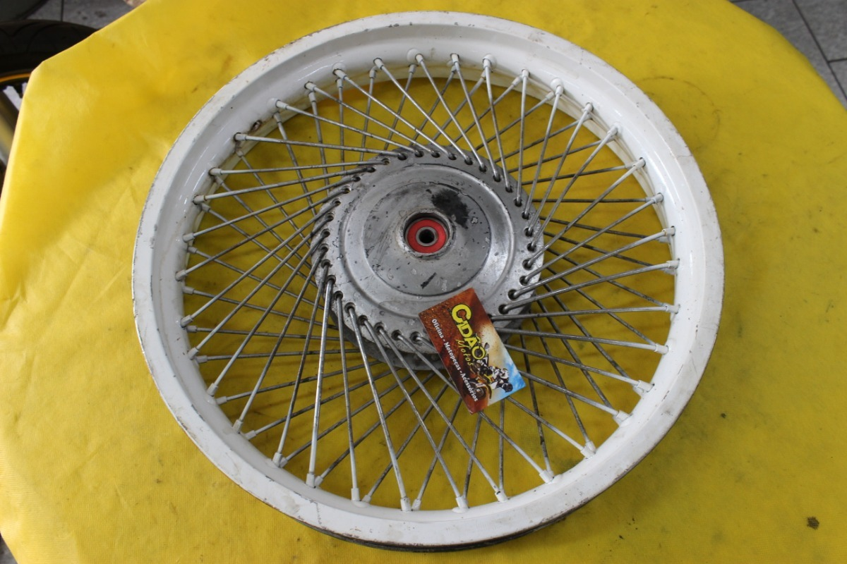 Roda Dianteira Titan Fan 125 2000 A 2008 72 Raios R 179 90
