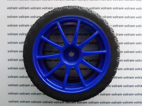 roda e pneu para automodelo