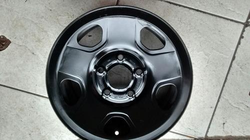 roda ferro s-10 blazer aro 15 original step frete gratis