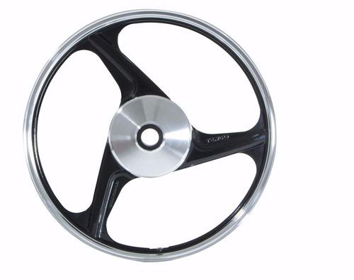 roda liga leve cg fan titan 150 freio a tambor 3 palitos par