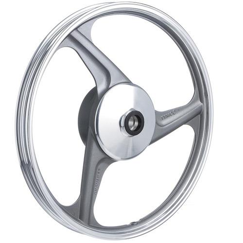 roda liga leve dianteira cg 150 freio a disco 3 palitos
