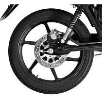 roda liga leve +freio disco traseiro cg150 titan scud + bico