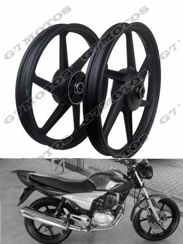 roda  liga leve moto 6 palitos titan fan 125 150 160