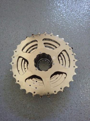 roda livre mtb k-7 9-velocidades 11/30 hg-50 shimano 007697