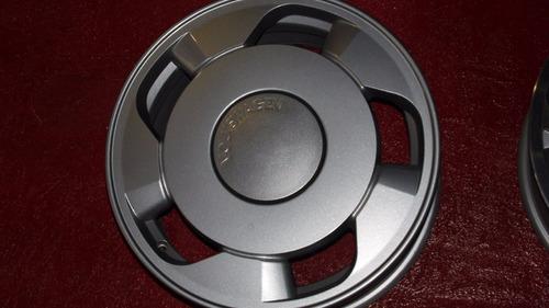 roda orbital gomao aro 17 prata nova frete gratis