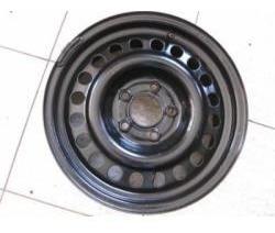 roda original de ferro para volvo 2009/10 aro 17 (uma unid)