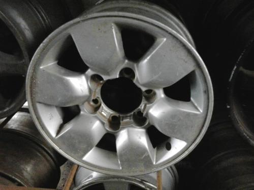 roda original r15 usada hilux srv sem calota