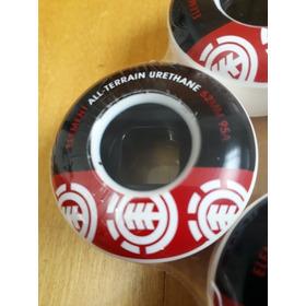 Roda Skate - Element Section Urethane Standard - 52 Mm - 95a
