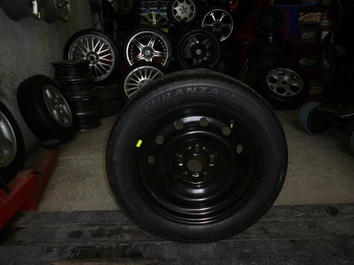 roda step new civic 16 c pneu 205/55/16