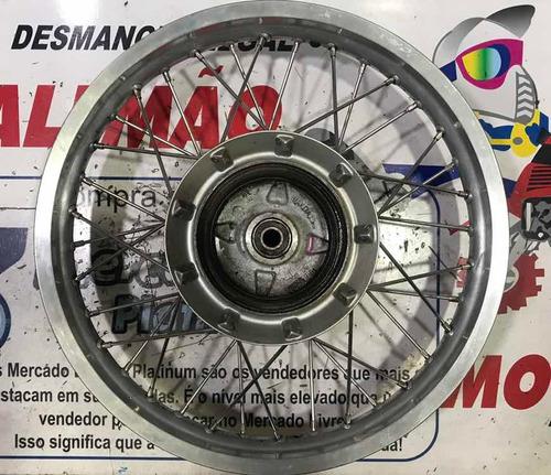 roda tras xr250cc tornado comp orig did 18x2.15 alemão motos