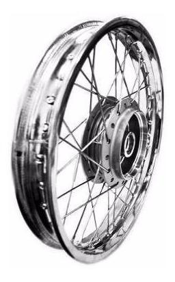 roda traseira 18 x 1.85 (s/coxim) ybr / factor 125 gmx