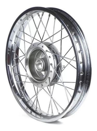 roda traseira completa fan 125 2012 raio 4m tork