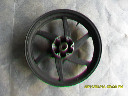 roda traseira de comet hyosung 250 2010