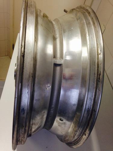 roda traseira harley-davidson fat boy 2009 t17 x 6.00 mt