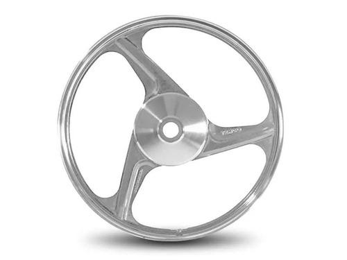 roda traseira liga leve 3 palitos honda cg 125 temco