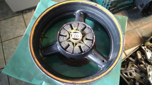 roda traseira suzuki srad 750 ano 1998