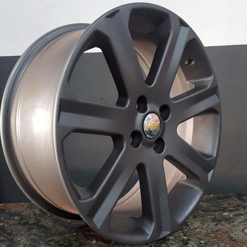 roda vectra elite grafite fosco aro 15