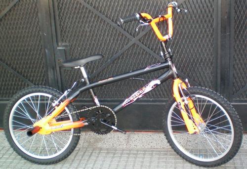 rodado bmx bicicleta