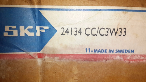 rodamiento 24134 cc / c3w33 skf