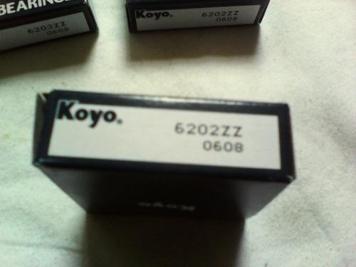 rodamiento 6202 koyo