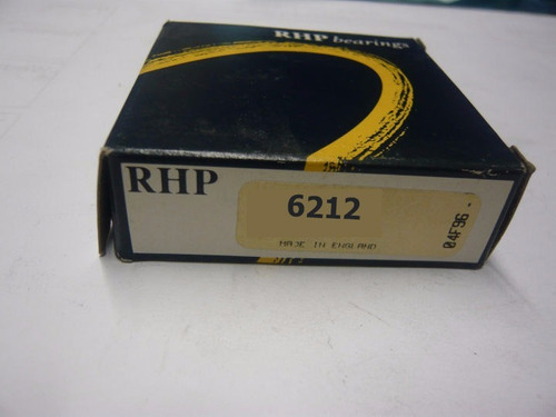rodamiento 6212 rhp cod cat 1f2771 1b4112 made in england